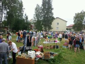 Loppis Kyrkbyn/Gammelstad